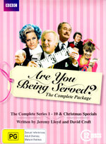 Are You Being Served? Complete Collection (NP)