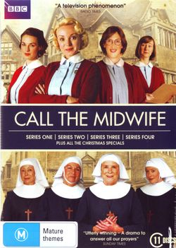 Call the Midwife: Series 1 - 4 (Plus All the Christmas Specials) (Box Set)