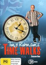 Tony Robinson's Time Walks: Season 1