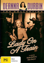 Deanna Durbin: Lady On A Train