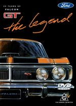 30 Years of Falcon GT: The Legend