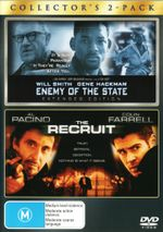 Enemy of the State / The Recruit (Collector's 2-Pack)