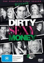 Dirty Sexy Money: The Complete Season 1