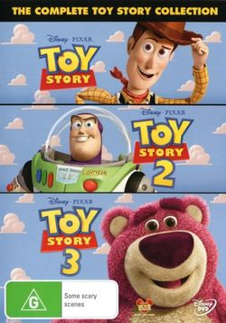 Toy Story / Toy Story 2 / Toy Story 3 (The Complete Toy Story Collection)