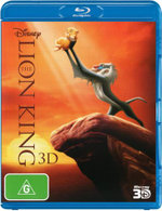 The Lion King 3D (3D Blu-ray)
