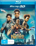 Black Panther (2018) (3D Blu-ray)