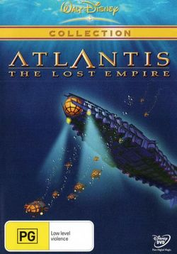 Atlantis: The Lost Empire (Walt Disney Collection)