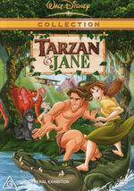 Tarzan & Jane (Walt Disney Collection)