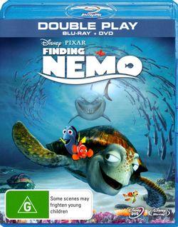 Finding Nemo (Blu-ray/DVD) (2 Discs)