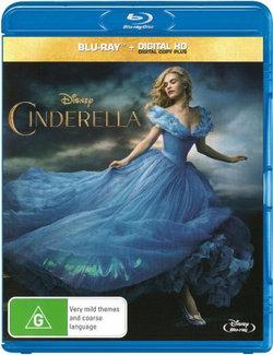 Cinderella (2015) (Blu-ray/Digital Copy)