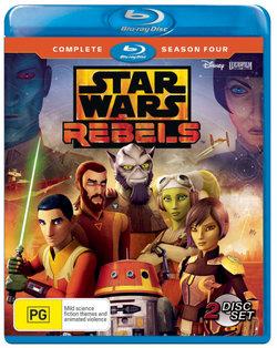 Star Wars: Rebels - Season 4