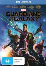 Guardians of the Galaxy (DVD / Digital Copy)
