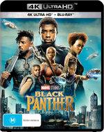 Black Panther (2018) (4K UHD/Blu-ray)