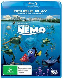 Finding Nemo (3D/BD)