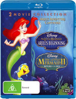 The Little Mermaid: Ariel's Beginning / The Little Mermaid II: Return to the Sea (2 Movie Collection)