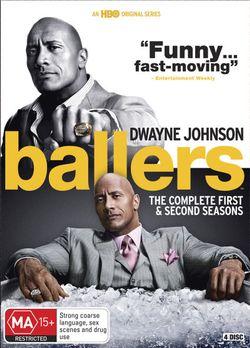 Ballers: Series 1 - 2