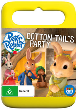Peter Rabbit: Cotton-tail's Party