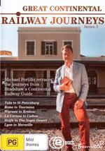 Great Continental Railway Journeys: Series 3
