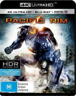 Pacific Rim (4K UHD/Blu-ray/UV)