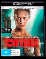 Tomb Raider (2018) (4K UHD/Blu-ray)