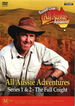 Russell Coight's All Aussie Adventures - Series 1 & 2
