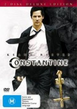 Constantine (2 Disc Deluxe Edition)
