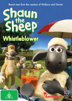 Shaun the Sheep:  Whistleblower