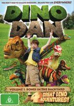Dino Dan: Volume 1 - Bones In The Backyard