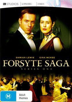The Forsyte Saga: Series 1 (2 Discs)