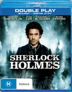 Sherlock Holmes (Blu-ray/Digital Copy)