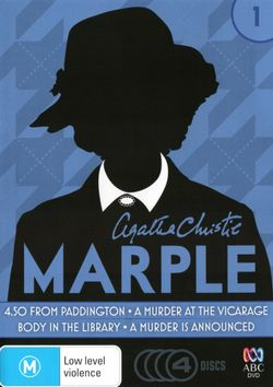 Agatha Christie's Marple: Series 1 (4:50 From Paddington / A Murder at the Vicarage / Body in the Library / A Murder is Announced)