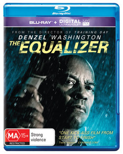 The Equalizer (2014) (Blu-ray/UV)