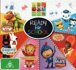 ... Gaspard and Lisa   Daniel Tiger s Neighbourhood   Mike the Knight   Yo  Gabba Gabba!   Octonauts) by Not Specified and others DVD video  18676de637