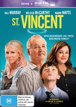 St Vincent (DVD/UV)