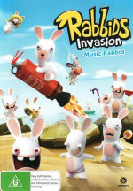 Rabbids Invasion: Music Rabbid