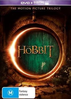 The Hobbit: The Motion Picture Trilogy (An Unexpected Journey / The Desolation of Smaug / The Battle of the Five Armies) (DVD/UV)