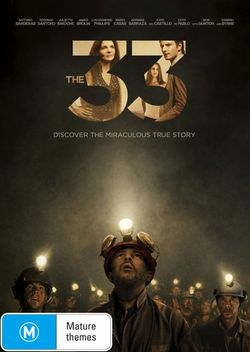 The 33 (DVD Rental)