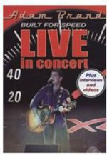 Built For Speed: Live In Concert (Pal/Region 0)