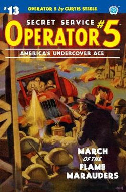 Operator 5 #13