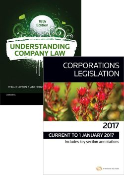 Corporations Legislation 2017/ Understanding Company Law