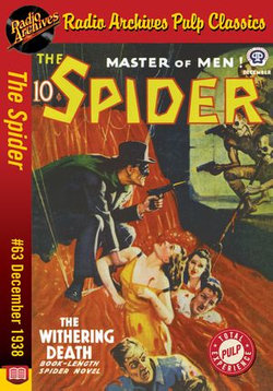 The Spider eBook #63