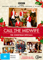 Call the Midwife: The Christmas Specials