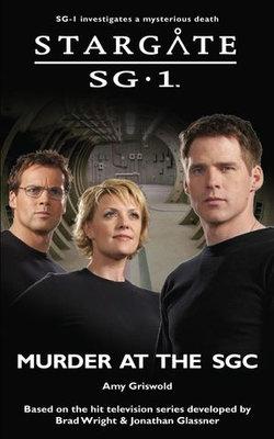 STARGATE SG-1 Murder at the SGC