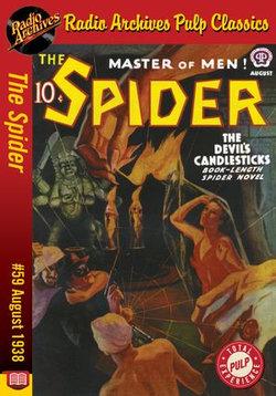 The Spider eBook #59