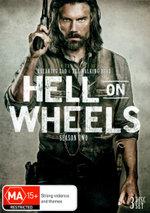 Hell On Wheels: Season 2