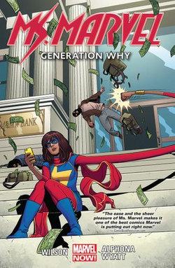 Ms. Marvel Vol. 2