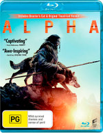 Alpha (Includes Director's Cut & Original Theatrical Version)