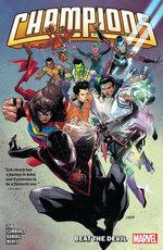 Champions By Jim Zub Vol.1