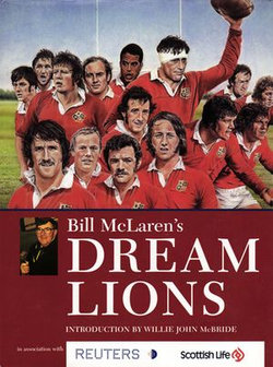 Bill McLaren's Dream Lions