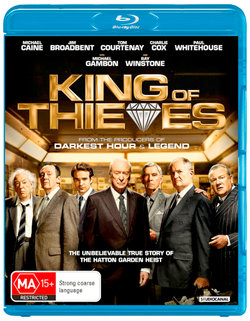 King of Thieves (Blu-ray/Digital Copy)